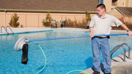Havuz Bakım ve Onarımı